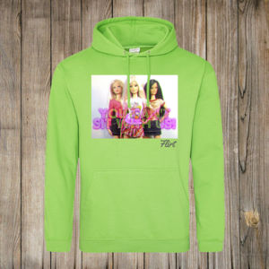 You can't sit with us! - Flirt - Hooded Sweatshirt Thumbnail